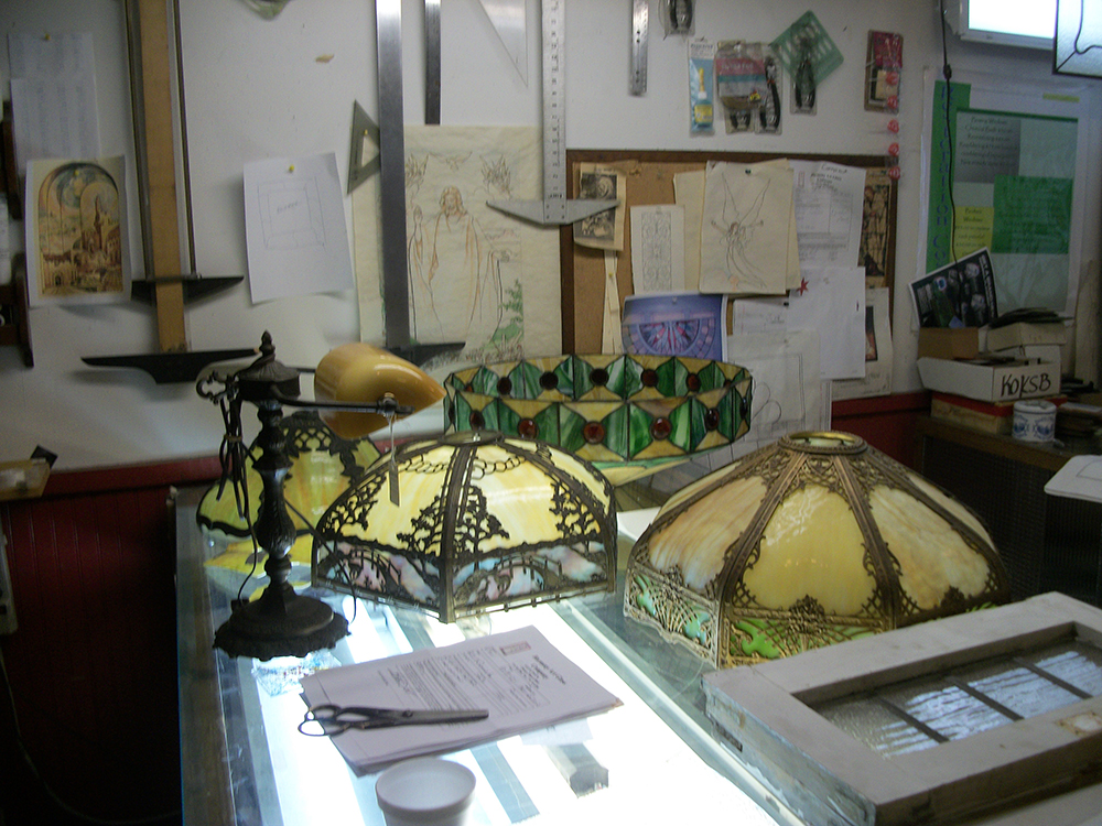 Lamp Shades in our Shop